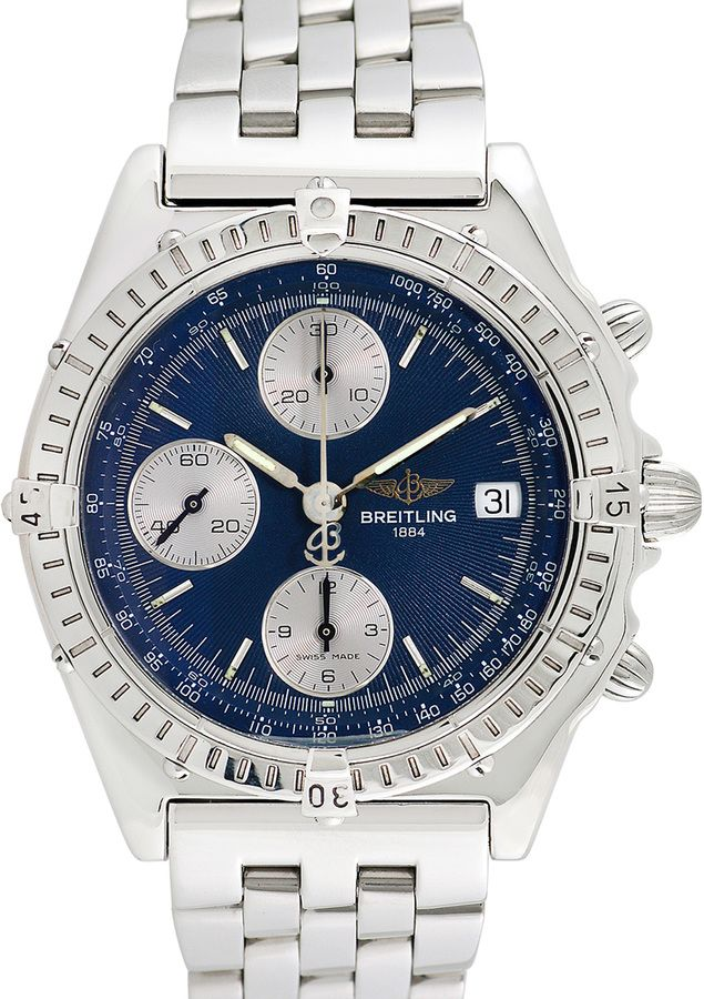 Breitling Watches Men's Vintage Breitling Chronomat Watch, 40.5mm