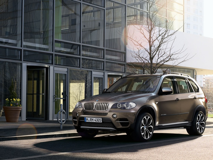 BMW X5 2013...uh oh, it happened again!