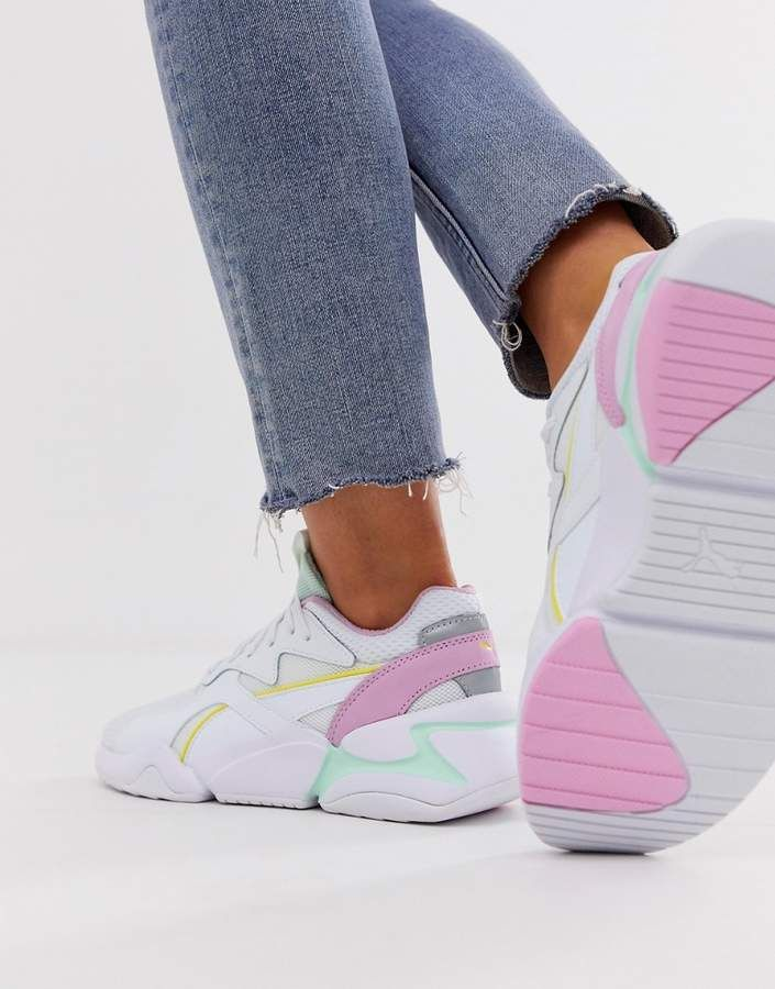 7b1f295433 Puma Nova Mesh sneakers #ad #lifestyle #online #brand #style ...