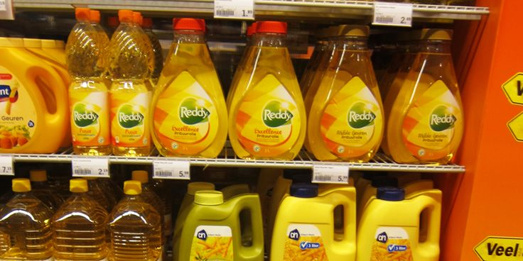 Reddy design by Osborne Pike I Frying Oils is a commoditized area of the supermarket with little brand presence, crying out for added value propositions. Reddy had limited distribution and awareness but was known for sunflower oil, hence seen as a potential brand champion of a re-emerging sector.