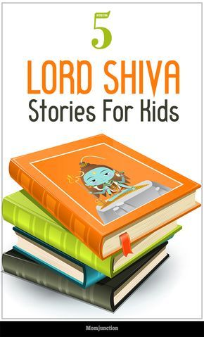 5 Interesting Lord Shiva Stories For Kids