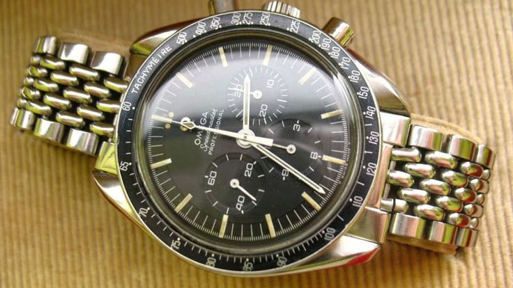Friday Find – Omega Speedmaster Plaisted Expedition 1968 for an insane price