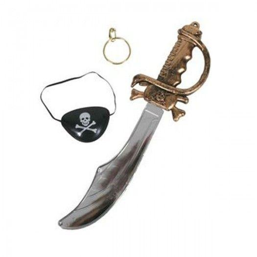 Jack Sparrow Korsan Kılıç Seti
