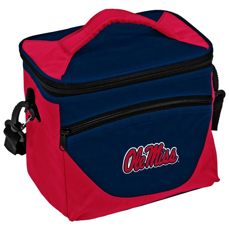 Ole Miss Rebels Halftime Lunch Box Cooler, Team