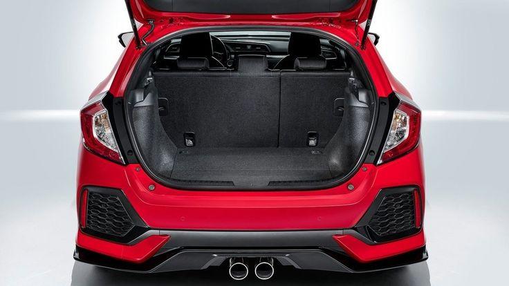 Хэтчбек Honda Civic для Европы получит литровый мотор. Новинки мирового…
