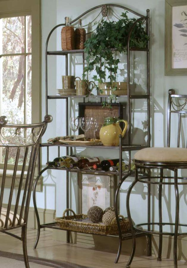 9 best bakers rack images on Pinterest | Bakers rack, Wine rack ...