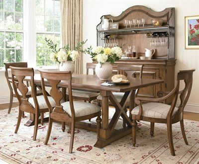 Pennsylvania House Dining Room Rectangular Dining Table 071653 At Hickory  Furniture Mart Part 84