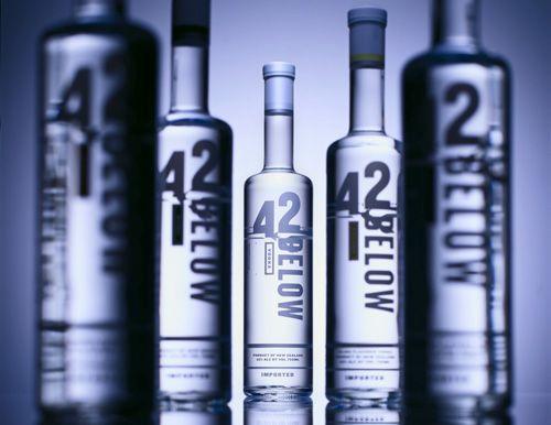 42 Below Vodka Review http://korsvodka.com/42-below-vodka-review/ #42BelowVodka #Vodka