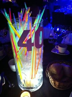 Lightsticks, neon, party, decor, decorations, party, lights, colors