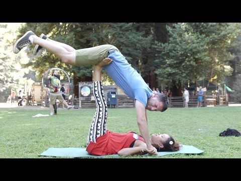 Digital Detox at Camp Grounded - YouTube