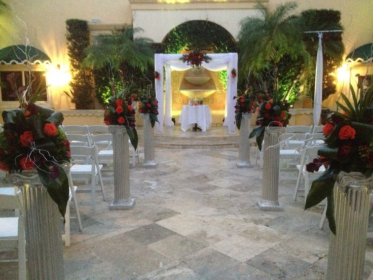 #Wedding #Ceremony At #Benvenuto #Boynton #Beach. #Wedding