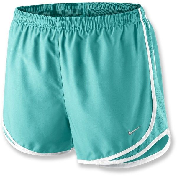 Nike Tempo Shorts ($21) ❤ liked on Polyvore featuring activewear, activewear shorts, shorts, bottoms, nike, sports, workout, nike sportswear and nike activewear