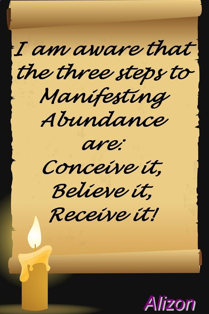 Daily Affirmations that work with the LOA can have incredible life changing results. Positive thought combined with Law of Attraction Affirmations for attracting wealth can change your bad luck to good luck and allow you to become debt free and manifest m