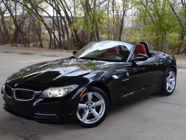Gallery For > Bmw Z4 Convertible Black