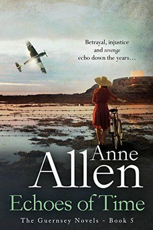 Today's team review is from Judith, she blogs at Judith has been reading Echoes of Time by Anne Allen My Review; A quick word on the cover. I loved both the evocative image and the title And …