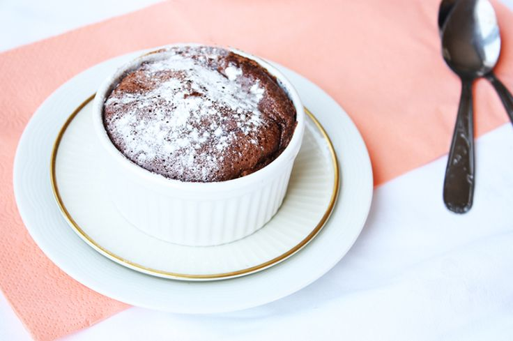 Sinner Sunday: Nutella soufflé