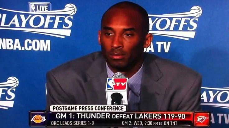 "Kobe Bryant  Interview ""Are You Better Than Michael Jordan?"""