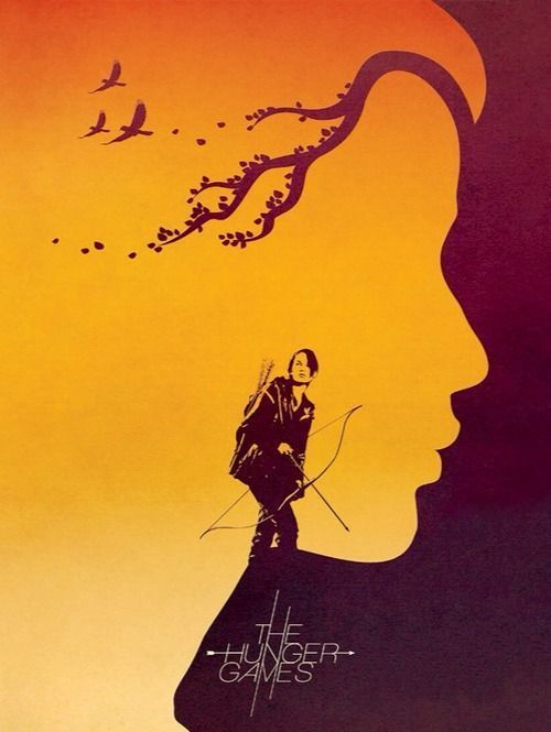 #HungerGames #CatchingFire #movie #poster #art