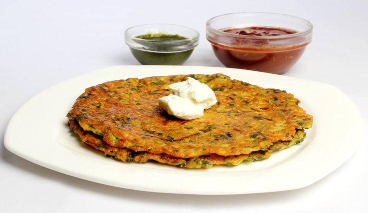 #Moong #Dal #Chilla  #Recipe http://www.foodfood.com/recipes/moong-dal-chilla/