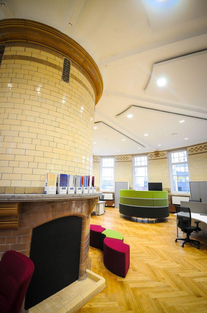 Waterhouse Building University Of Liverpool