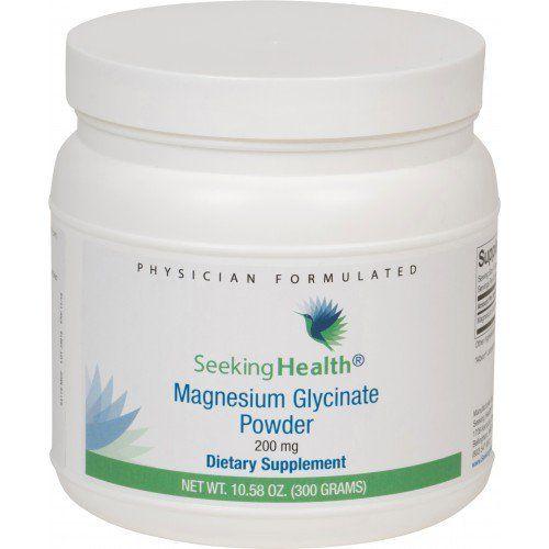 Magnesium Glycinate Powder Jar