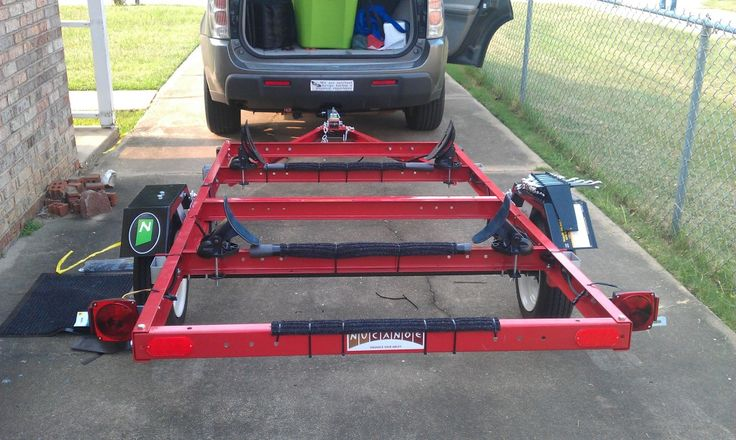 17 best images about kayak trailers on pinterest utility for Outboard motor dolly harbor freight