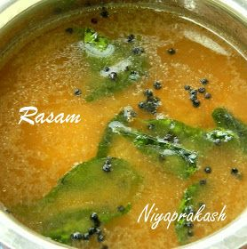 Rasam How to make easy & simple Rasam (Spicy lentil soup)? 1, Homemade Mangalore Rasam Powder Makes: 70 g You will need 1 cup...