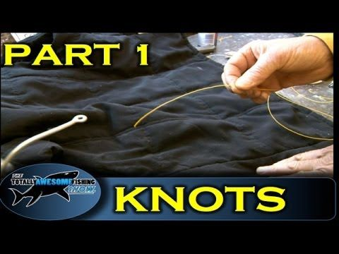 55 mejores im genes sobre empatillado de anzuelos en for Fishing knots youtube
