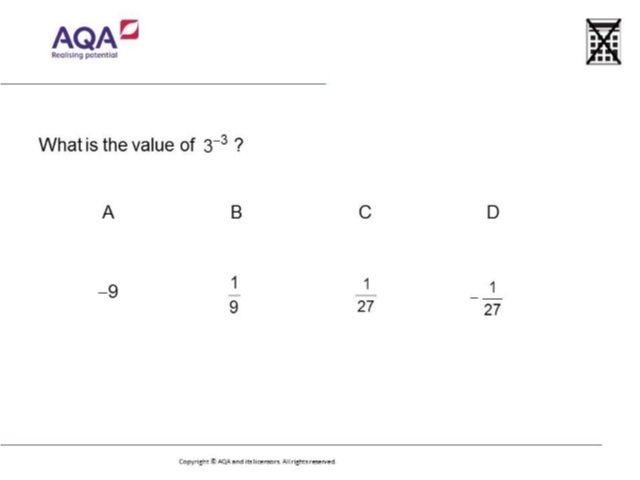Indices | Diagnostic Questions