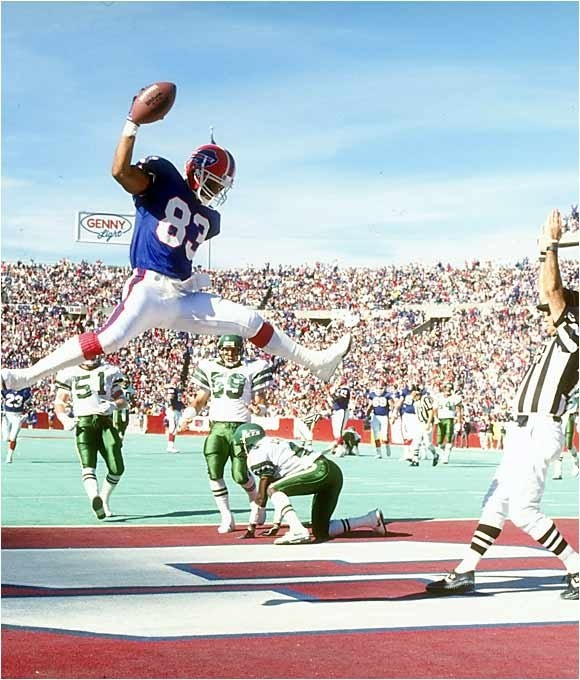Andre Reed, Buffalo Bills