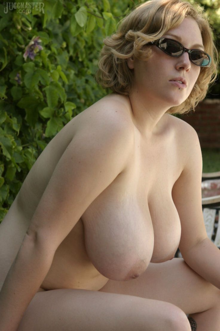 Granny breasts natural
