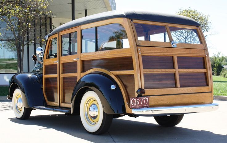 SOLD! SOLD! SOLD! Grab the surf board, picnic basket and head for the beach in this ultra-cool 1948 International Woody Station Wagon! This is a very complete restoration of a real rare International KB-1 Woody! This vehicle runs as great as it looks! Better hurry these old Woodies are not put up for sale very often! …