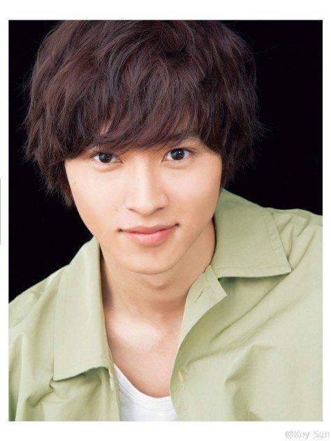 He played Arima Kousei in the Shigatsu Wa Kimo No Uso live action movie.