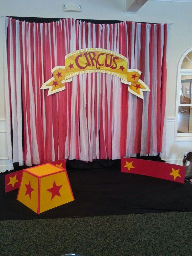Prom Is May 18th The Theme Vintage Circus Be Sure To Get Your Ticket