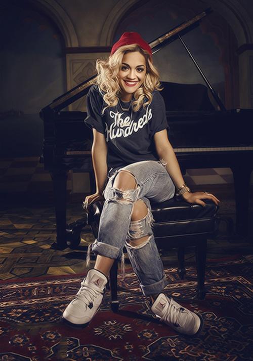 Rita Ora | such a style inspiration