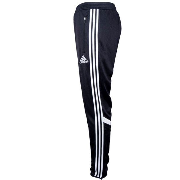 Adidas MEN'S Condivo 14 Training Soccer Pants Black White G80820 ...