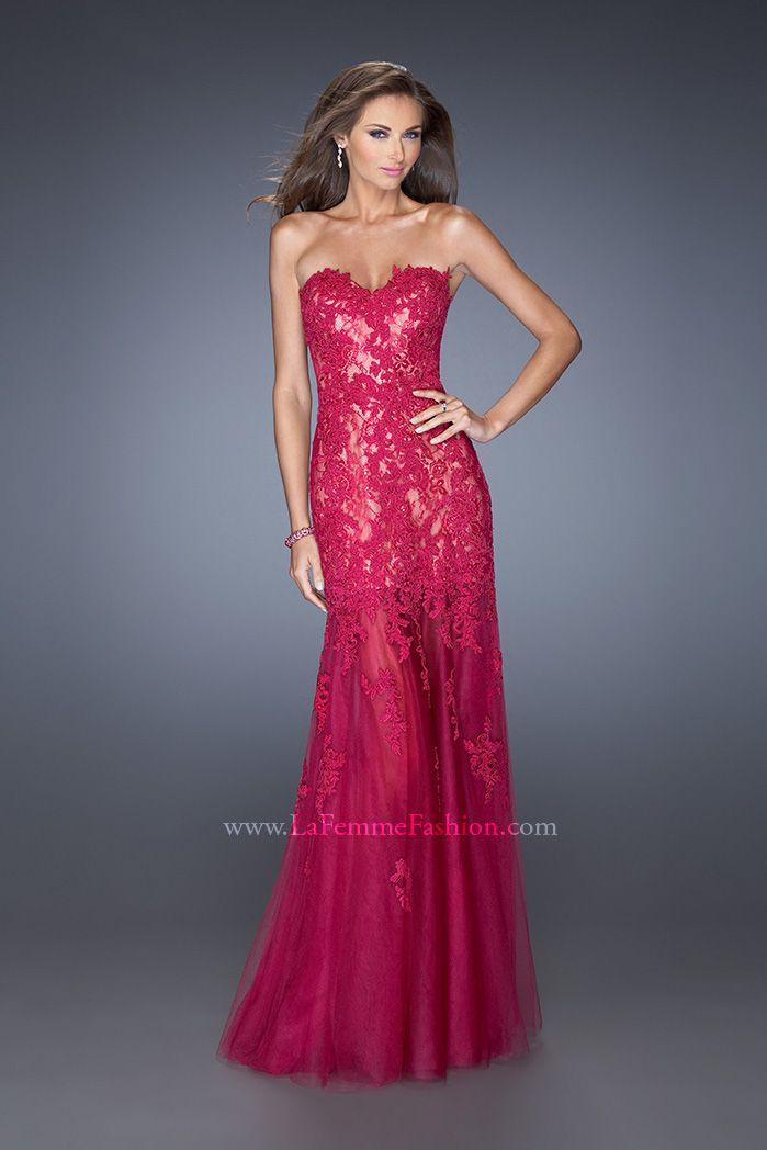 10  images about La Femme Fashion on Pinterest - Long prom dresses ...