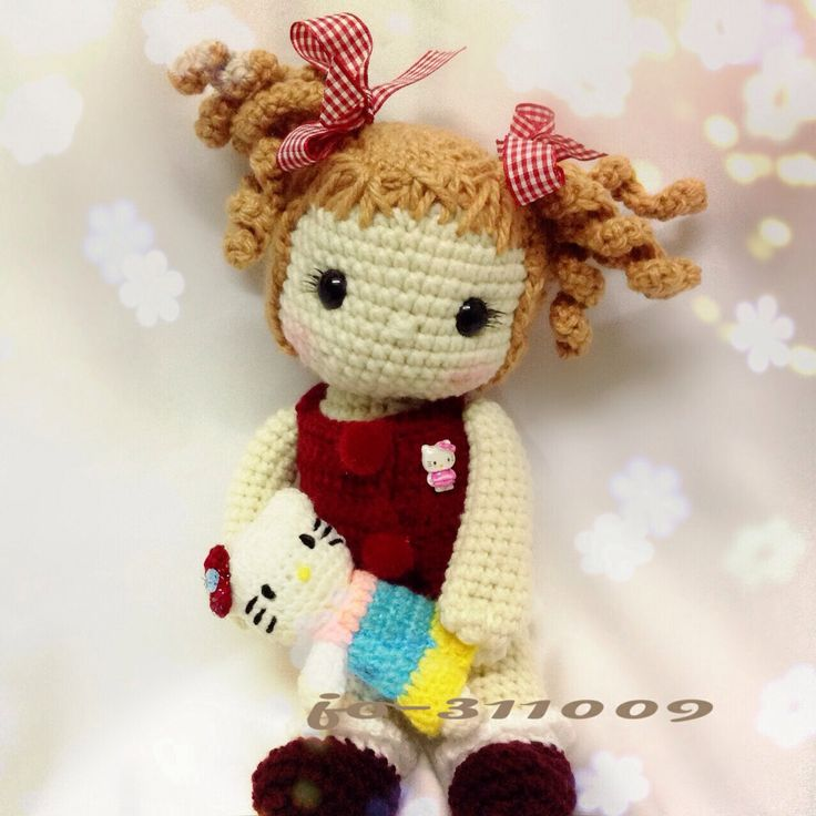 1000+ images about Amigurumi Doll Hair & Others on ...