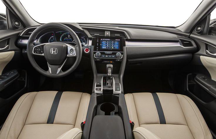 2016 Honda Civic 4-Door Hatchback Touring Edition