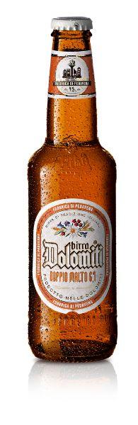 birra dolomiti doppio malto fatta con l'orzo delle Dolomiti beer