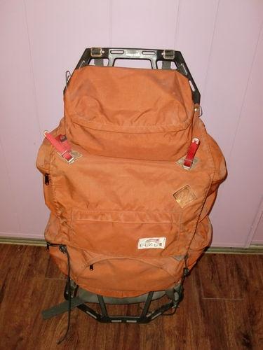 External Frame Backpack Hiking And Backpacks On Pinterest