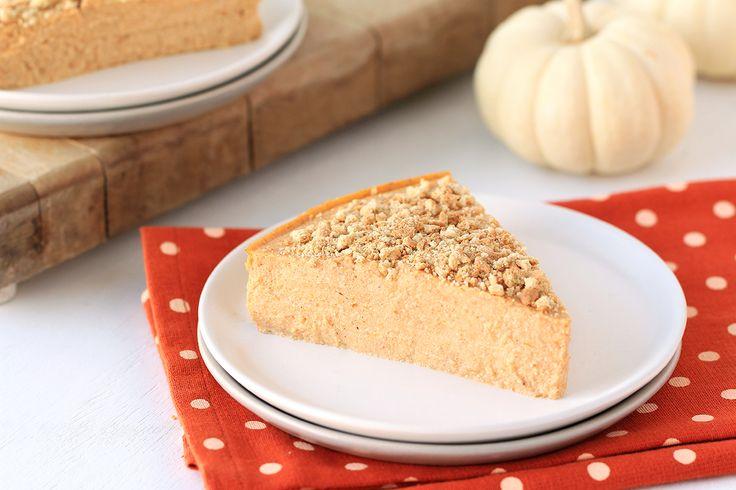 Hungry Girl's Healthy Perfect Pumpkin Cheesecake Recipe