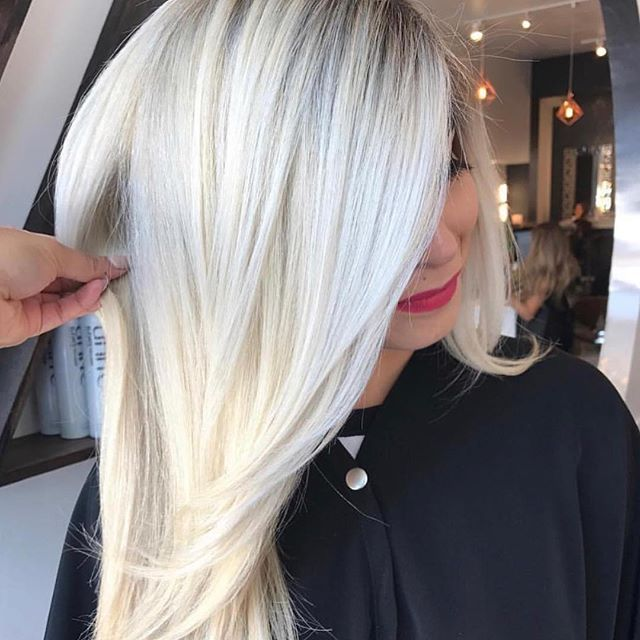 Best 25 White Hair Highlights Ideas On Pinterest: 25+ Best Ideas About Platinum Blonde On Pinterest