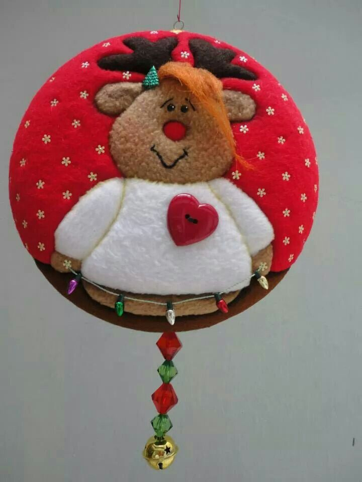 1000 images about bolas navide as on pinterest - Manualidades con bolas de navidad ...