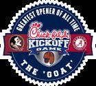 Chick-fil-A Kickoff Classic Alabama vs FSU