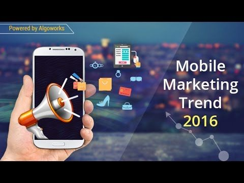 5 Latest Mobile Marketing Trends for Your Business
