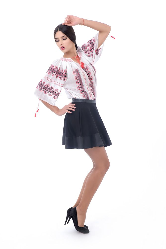 #Chic&special #romanianblouse
