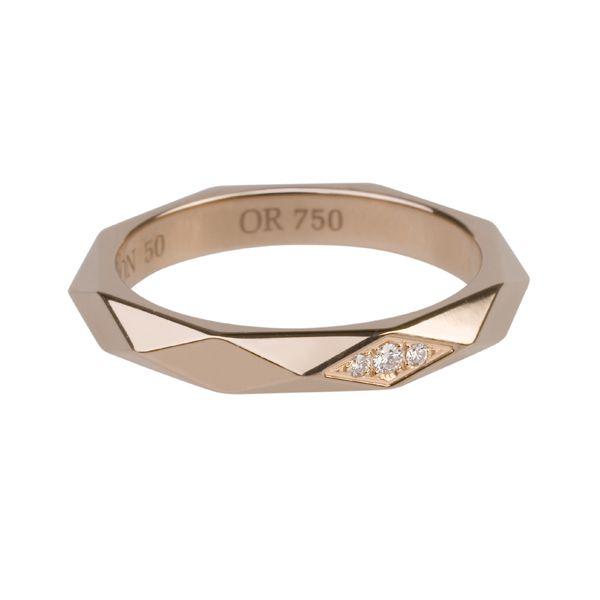 ファセット - BOUCHERON(ブシュロン)の結婚指輪(マリッジリング)結婚指輪・マリッジリングのハイブランドのまとめ一覧♡