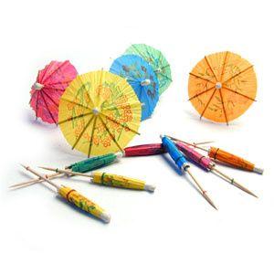 Umbrellas Cocktail