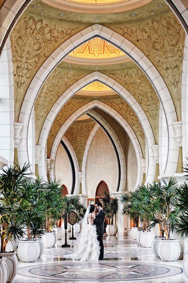Royal Mirage Wedding, Dubai